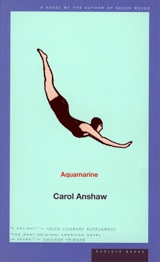 cover of the book Aquamarine