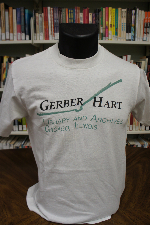 Torso with Gerber-Hart T-shirt